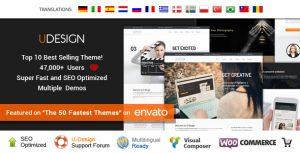 uDesign - Responsive WordPress Theme by Andon